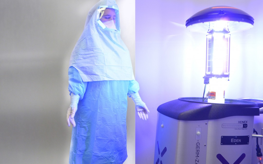 Luz Ultravioleta Rayos que Matan